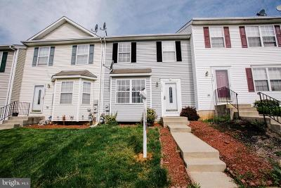 Pikesville Townhouse For Sale: 3914 Squire Tuck Way