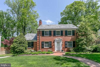 Baltimore Single Family Home For Sale: 17 Murray Hill Circle