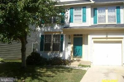 Owings Mills Single Family Home For Sale: 4720 Truffle Lane