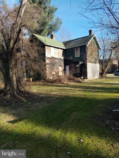 Gwynn Oak Single Family Home Under Contract: 3424 Flannery Lane