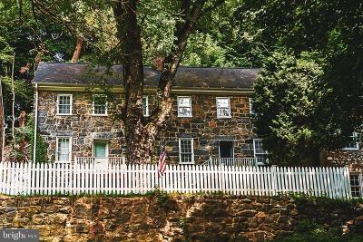 Ellicott City Single Family Home For Sale: 1213 Oella Avenue