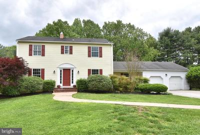 Reisterstown Single Family Home For Sale: 1903 Captain Kettle Road