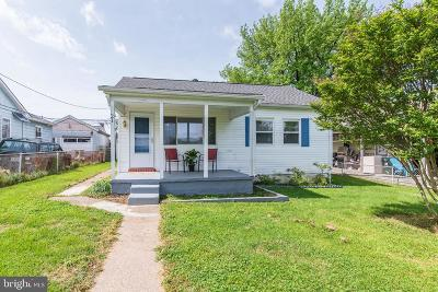 Middle River Single Family Home For Sale: 21 Contact Court