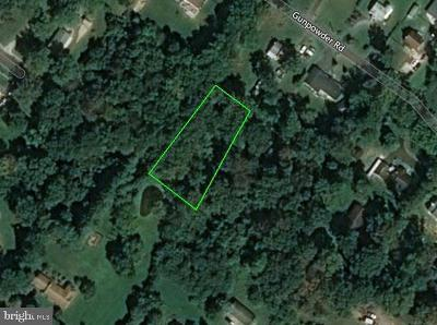 Residential Lots & Land For Sale: Lot 14 Gunpowder Road