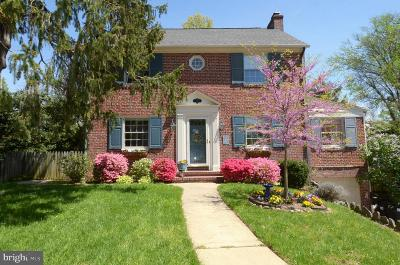 Baltimore Single Family Home For Sale: 7315 Yorktowne Drive