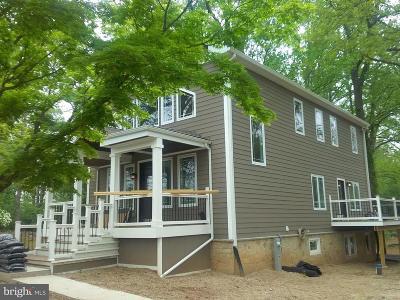 Kingsville Single Family Home For Sale: 11905 Stoney Batter Road
