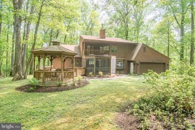 Owings Mills Single Family Home Under Contract: 2316 Velvet Ridge Drive