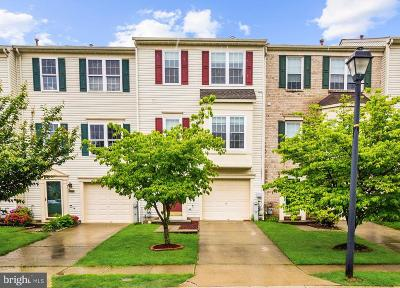 Cockeysville Townhouse For Sale: 11918 White Heather Road