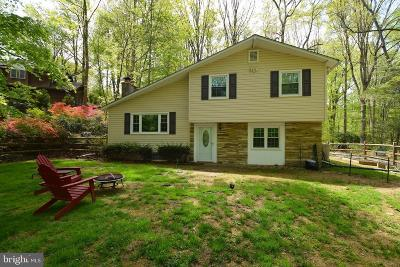 Baltimore Single Family Home For Sale: 2423 Cub Hill Road