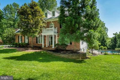 Single Family Home For Sale: 12327 Cleghorn Road