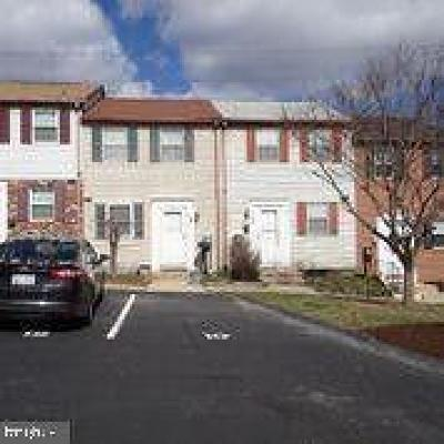 Owings Mills Townhouse For Sale: 12 Garrison Ridge Court