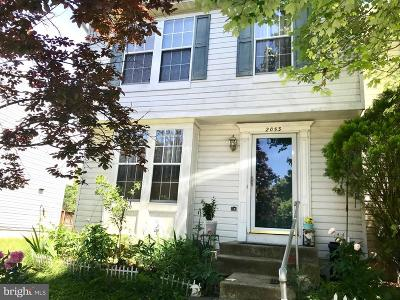 Baltimore Townhouse For Sale: 2053 Wisper Woods Way