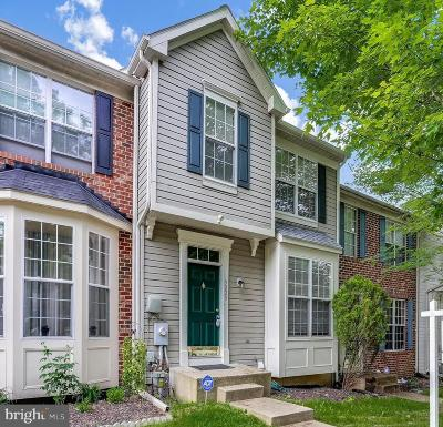 Townhouse For Sale: 9229 Owings Choice Court