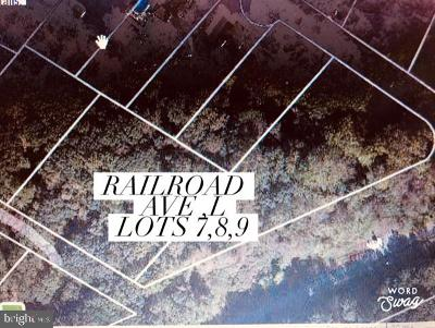 Residential Lots & Land For Sale: Railroad Avenue