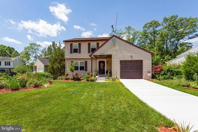 Perry Hall Single Family Home For Sale: 5015 Tartan Hill Road