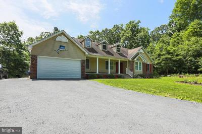White Hall Single Family Home For Sale: 1215 Bernoudy Road