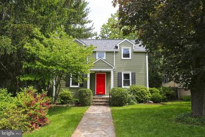 Baltimore Single Family Home For Sale: 604 Marwood Road