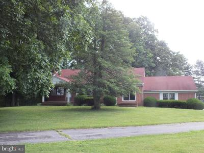 Reisterstown Single Family Home For Sale: 5415 Mount Gilead Road