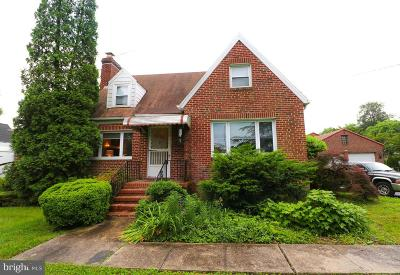 Baltimore Single Family Home For Sale: 1803 Elk Road