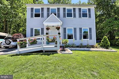 Baltimore Single Family Home For Sale: 18 Stout Run Court
