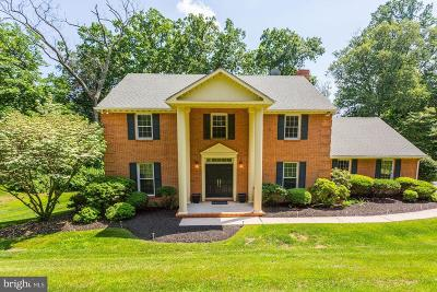 Baltimore County Single Family Home For Sale: 7 Lochwynd Court
