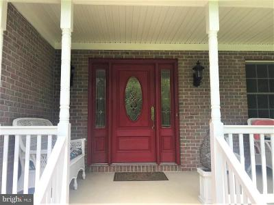 Upperco Single Family Home For Sale: 15213 Hanover Pike
