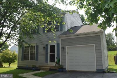 Owings Mills Single Family Home For Sale: 4 Cascade Range Court