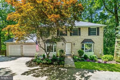 Reisterstown Single Family Home For Sale: 4027 Log Trail Way