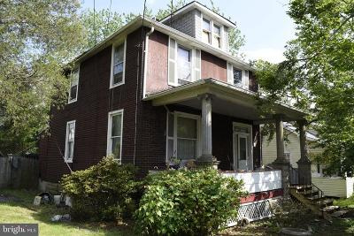 Baltimore Single Family Home Under Contract: 9903 Harford Road