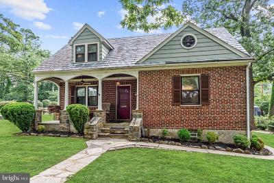 Catonsville Single Family Home For Sale: 301 Oak Forest Avenue