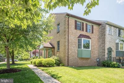 Baltimore County Townhouse For Sale: 1 Silversage Court