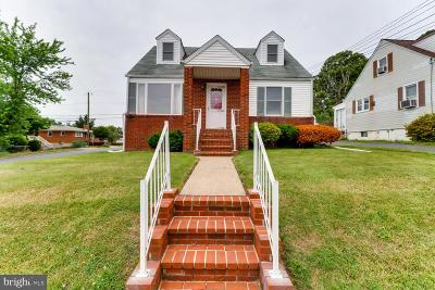 Baltimore Single Family Home For Sale: 1219 Berk Avenue
