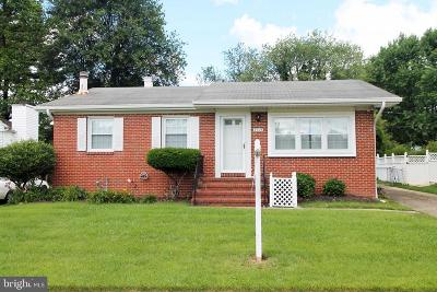 Randallstown Single Family Home For Sale: 3926 Algiers Road