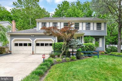 Baltimore Single Family Home For Sale: 2804 Moores Valley Drive
