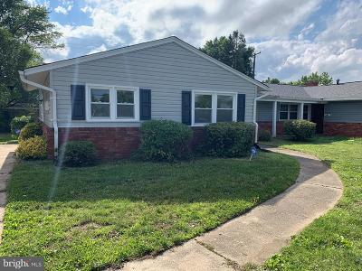 Baltimore Single Family Home For Sale: 2028 N Rolling Road