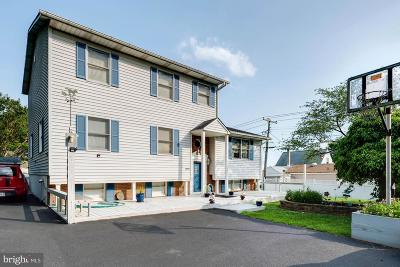 Single Family Home For Sale: 1606 Delvale Avenue