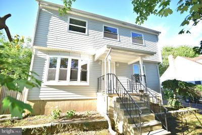 Baltimore Single Family Home For Sale: 6414 Dogwood Road