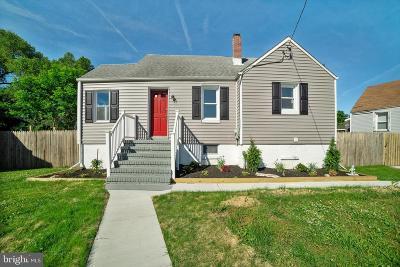 Baltimore County Single Family Home For Sale: 83 Delmar Circle