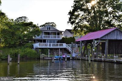 Baltimore Single Family Home For Sale: 341 Worton Road