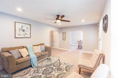 Baltimore Single Family Home For Sale: 3618 Forest Hill Road