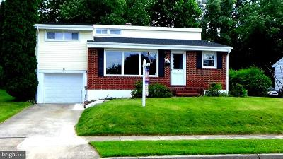 Baltimore MD Single Family Home For Sale: $249,900