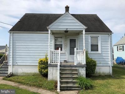 Dundalk Single Family Home For Sale: 49 Wise Avenue