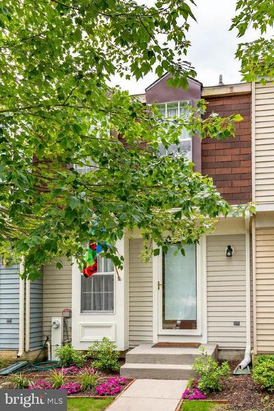 Baltimore Townhouse For Sale: 2239 Riding Crop Way