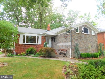 Parkville Single Family Home For Sale: 9207 Hines Road