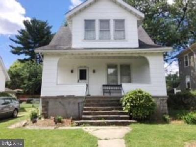 Baltimore Single Family Home For Auction: 609 Dunkirk Road