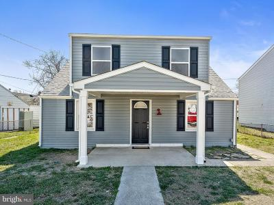 Single Family Home For Sale: 7718 Meath Road