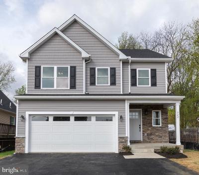 Baltimore Single Family Home For Sale: 8917 Lennings Lane
