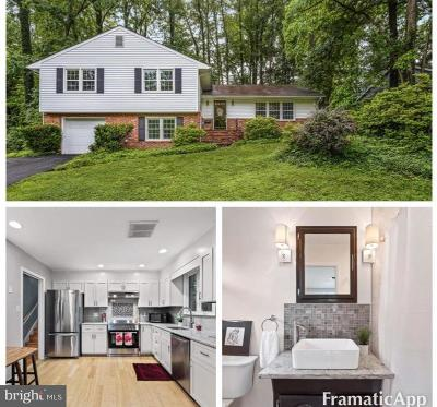 Baltimore Single Family Home For Sale: 309 Patleigh Road