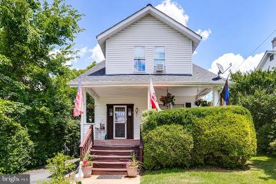 Catonsville Single Family Home For Sale: 1 Maple Drive