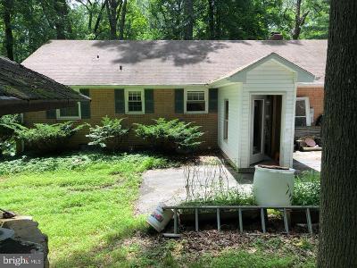Single Family Home For Sale: 3311 Carroll Avenue